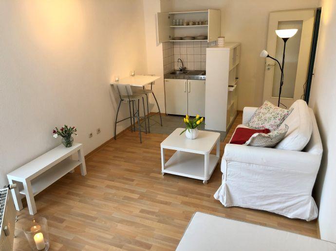 Möblierte Wohnung in bester Lage von Bielefeld