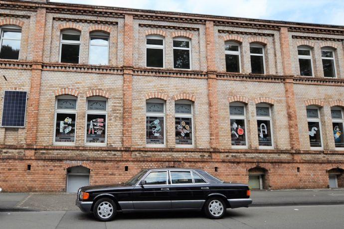IMWRC â Katernberg: Hinter Ziegelmauerwerk von 1898 warten moderne rund 1.200 m² auf IHRE Ideen!