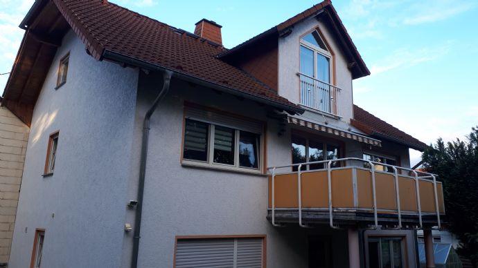 -Hofreite-- in Kesselbach aus Haus