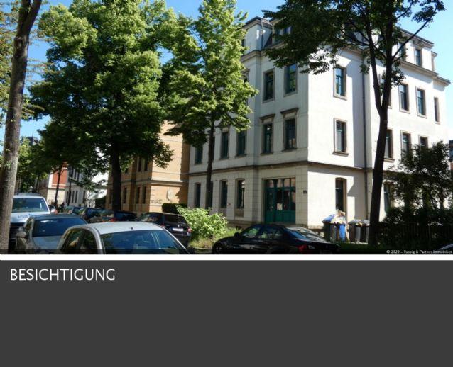 Wohneigentum in begehrter Wohngegend von Dresden