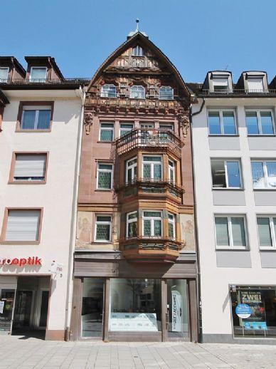 Wohn- und Geschäftshaus in der Fußgängerzone!