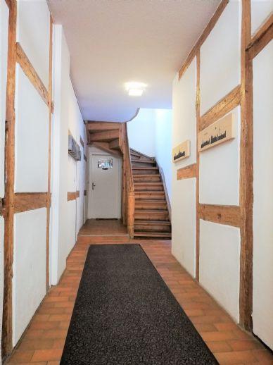 Wohnen im Herzen der Altstadt - helle, individuelle 2-Zimmerwohnung -