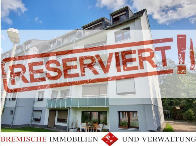 3- Zi. Eigentumswhg. mit toller Raumaufteilung in Bremen Oslebshausen zu verkaufen. VP 139.000,00 €