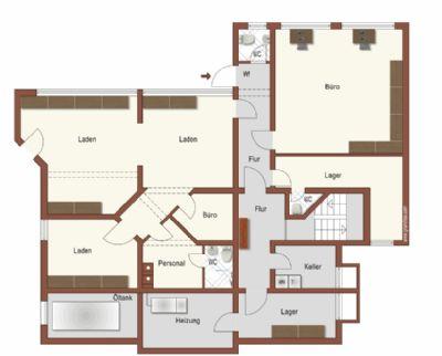 Kirchehrenbach Büros, Büroräume, Büroflächen