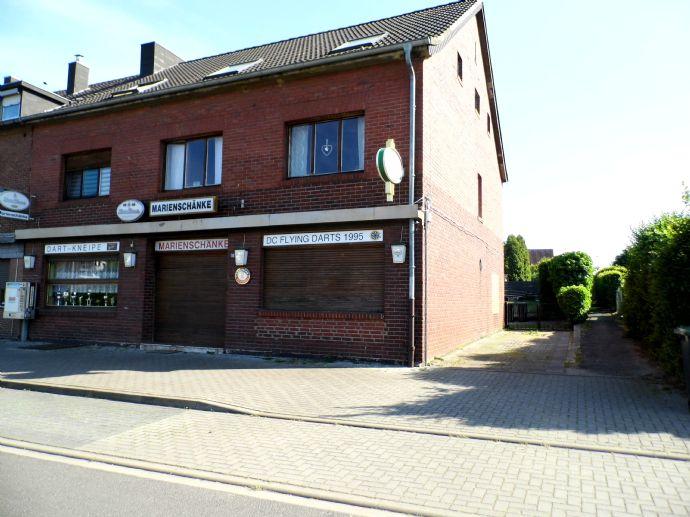 Renditeobjekt nach Modernisierung: Wohn-/Geschäftshaus in Übach-Palenberg OT Marienberg