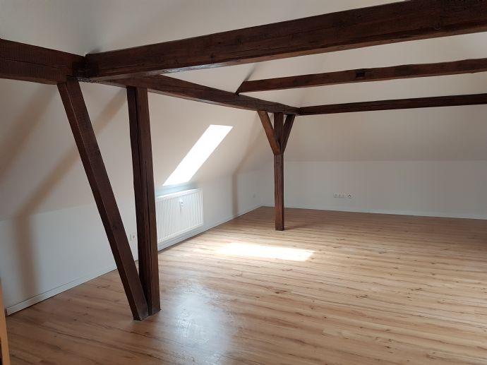 Renovierte 4-Zimmer-Wohnung mit Terrasse / Garten in sehr ruhiger Lage