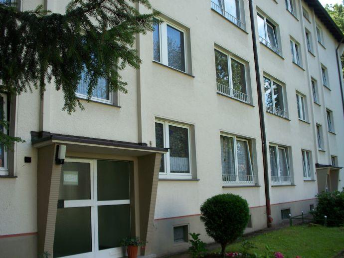 Schöne 2,5 Zimmer Wohnung mit Balkon in gepflegter Wohnlage
