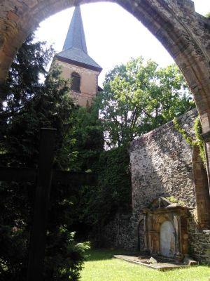 historische Widenkirche