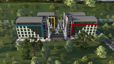 Alanya Büros, Büroräume, Büroflächen