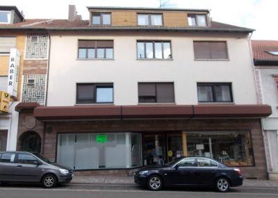 Friedrichsthal Ladenlokale, Ladenflächen
