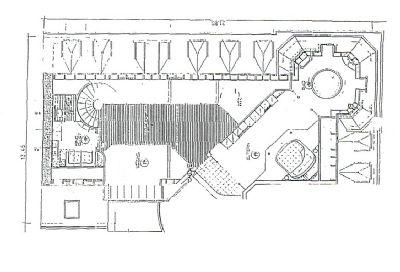 Grundriss 2. Wohnebene