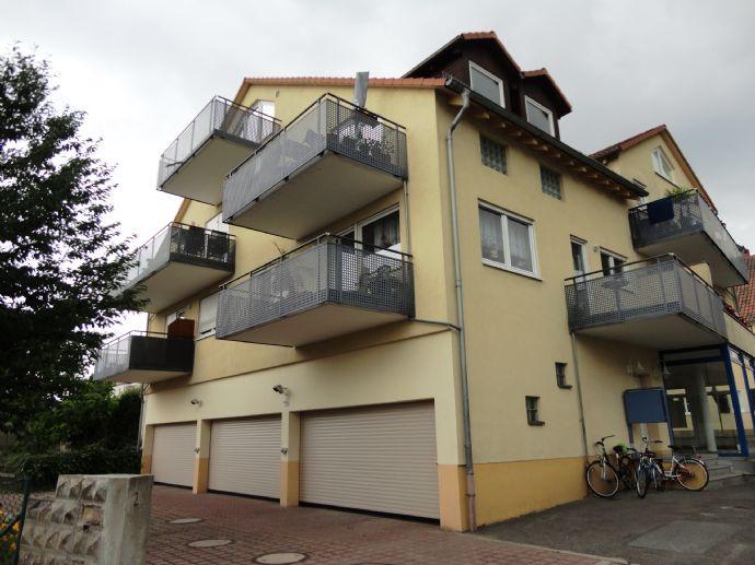 2-Zimmer-Wohnung mit Südbalkon in Pirna-Copitz zu vermieten