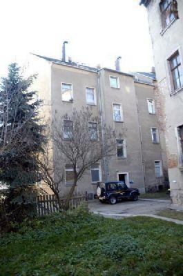 Rückwärtige Hausansicht + Hinterhaus