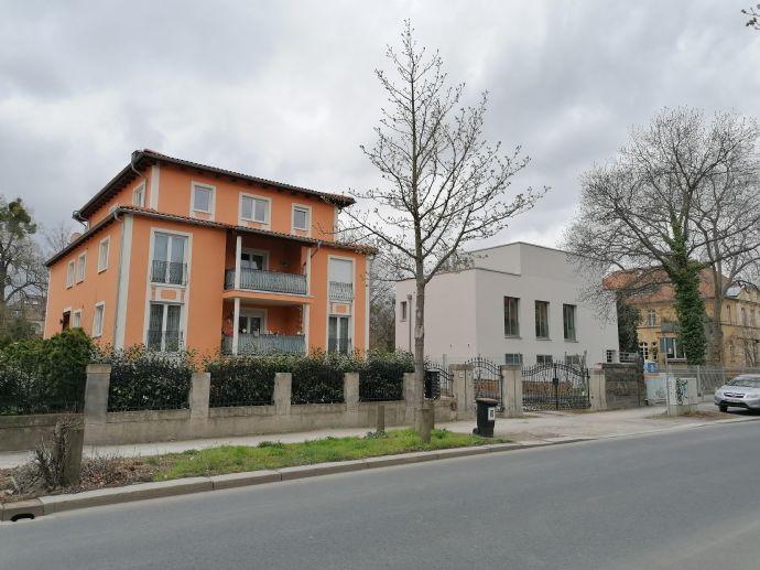Penthouse-Wohnung am Großen Garten