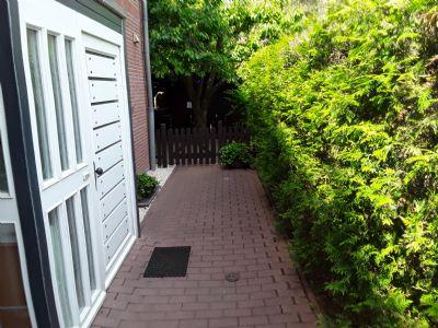 Gepflegtes Reihenendhaus mit Garten