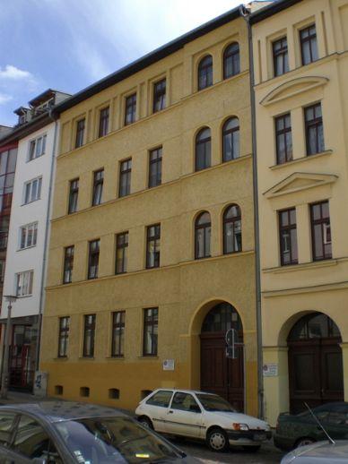 2 Zimmer Wohnung in Halle (Innenstadt)