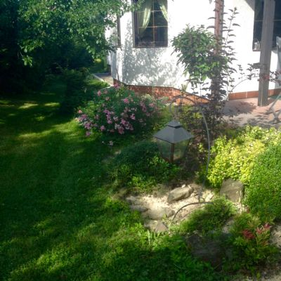 haus mit m rchenhaften grundst ck in polen beskiden zu verkaufen haus bystra wilkowice 2bs3742. Black Bedroom Furniture Sets. Home Design Ideas