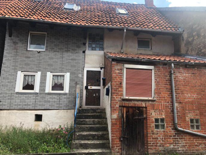 Kleines Haus auf den Land
