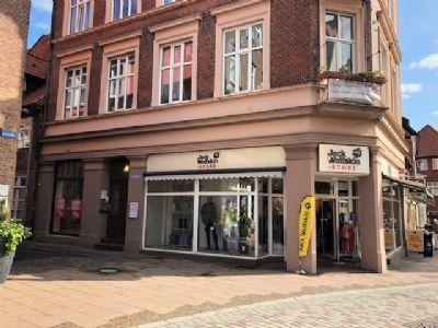 Lüneburg Ladenlokale, Ladenflächen