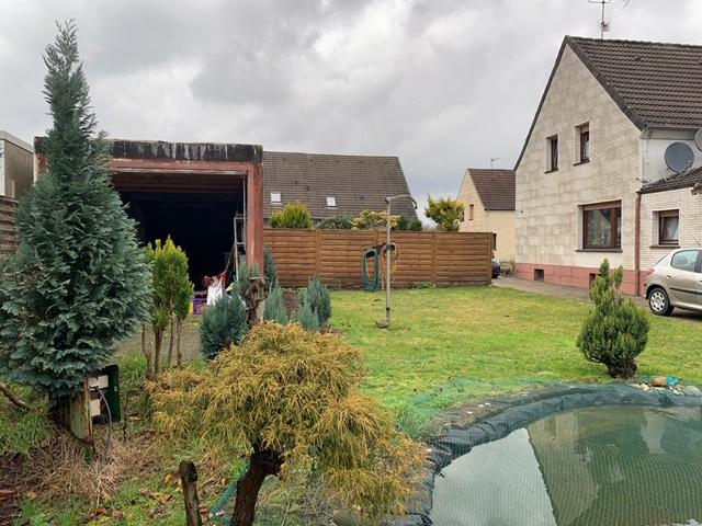 Datteln: Schöne Lage - großes Grundstück - geräumiges Haus