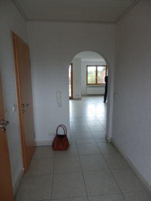 Eingang vom Flur zum Wohnbereich