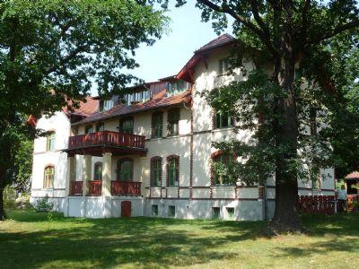Wohnen in ehemaligen Jagdschloss