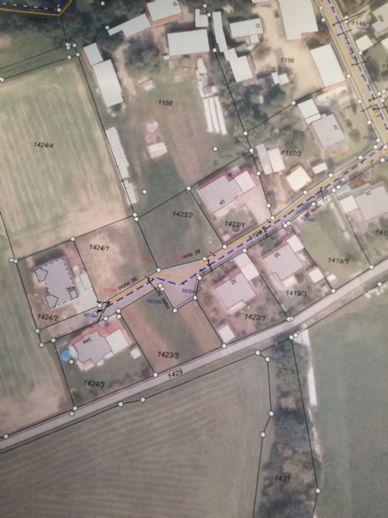 Bauplatz in Köstlbach 854 m² zu verkaufen