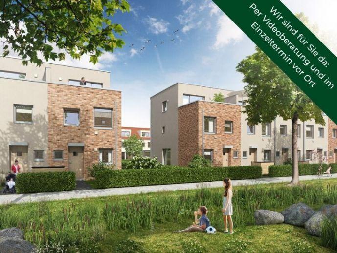 Eckhaus mit großer Dachterrasse nach Süden und Carport direkt am Haus am Werdersee!
