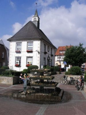 Uelsen Altes Rathaus