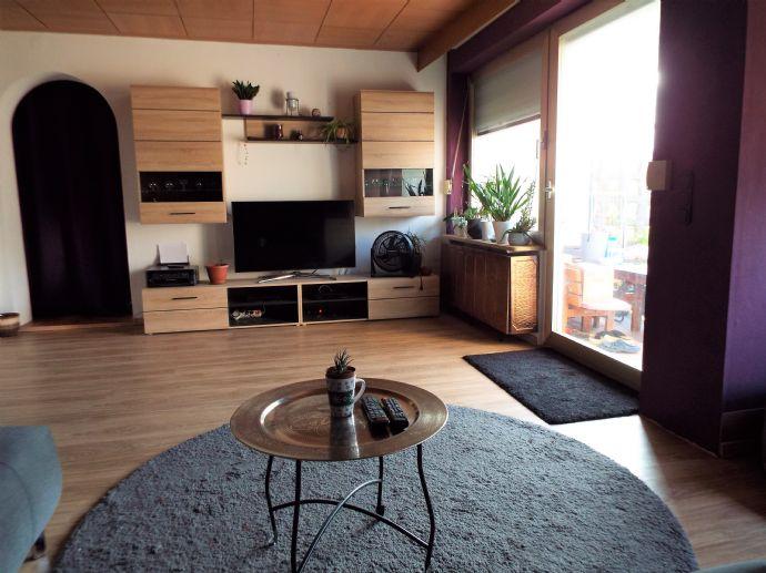 Doppelhaushälfte mit viel Platz und Plassenburgblick