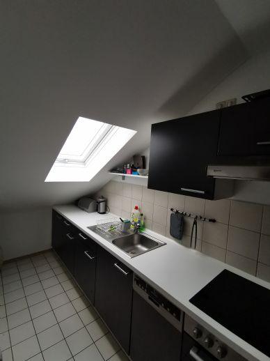 2-Zimmer-Wohnung mit Einbauküche in Ingolstadt Kothau