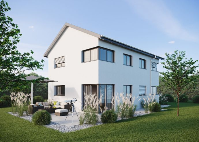 modernes Stadthaus im Herzen des Oberpfälzer Jura