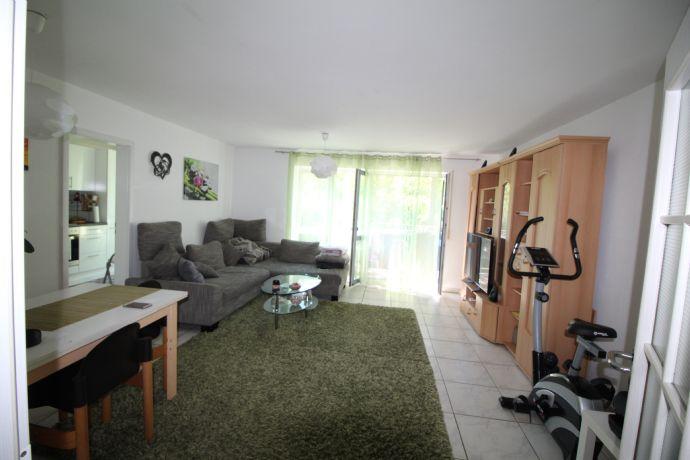 Schöne 3 Zimmer Eigentumswohnung in Ulm-Böfingen