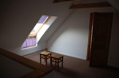 Dachgeschoss / Schlafraum
