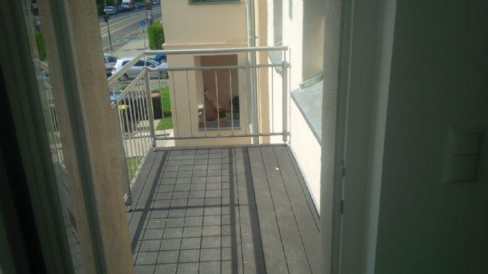 Superschicke Stadtwohnung mit Balkon