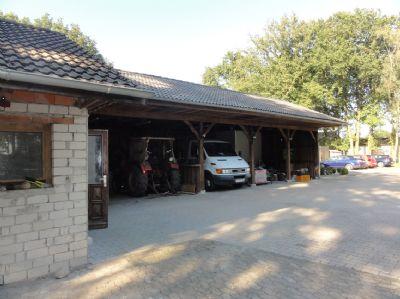 Carportanlage