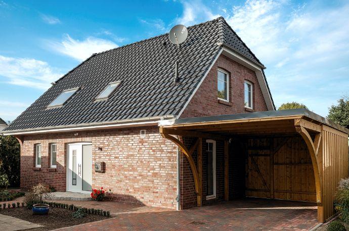 STAR (EFH 1.2.) , 4 Zimmer, ca. 107,38 m² Wfl., ca. 500,81 m² Grund,in Sülfeld OT Tönningstedt bei Bad Oldesloe