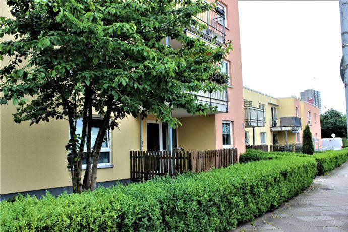 Barrierefreie 2- Zi.- Wohnung mit Balkon