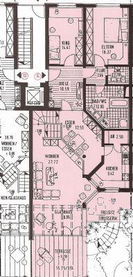 Grundriss EG / Gartengeschoss