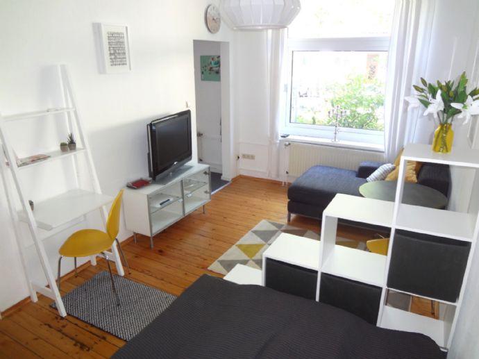 Möbliertes Südstadt-Apartment mit hervorragenden Anbindungen