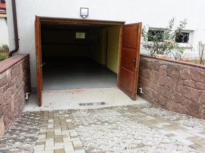TG- Zufahrt