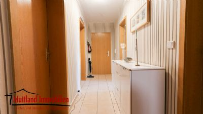 Schöne 4 Zimmer-Wohnung in Grimmen