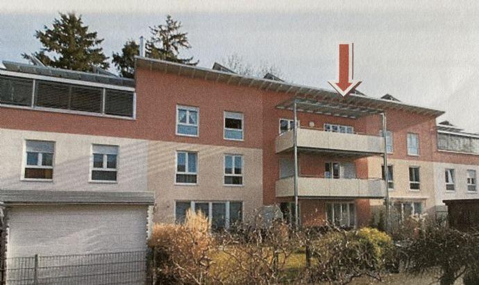 2-Zimmer-Wohnung in Kaufbeuren mit Balkon und Einbauküche