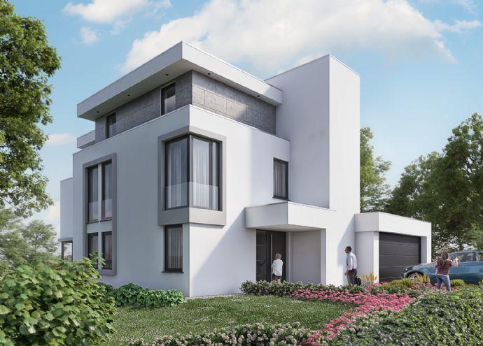 NEU ! Architektenhaus in exklusiver Wohnlage Wiesbadens - Komponistenviertel