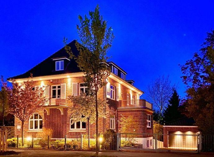 Exclusive Stadtvilla im begehrtesten Stadtteil (Rotes Feld) von Lüneburg