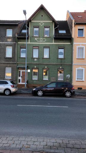 Kleine und feine Kapitalanlage in guter Lage von Helmstedt. Voll vermietet.