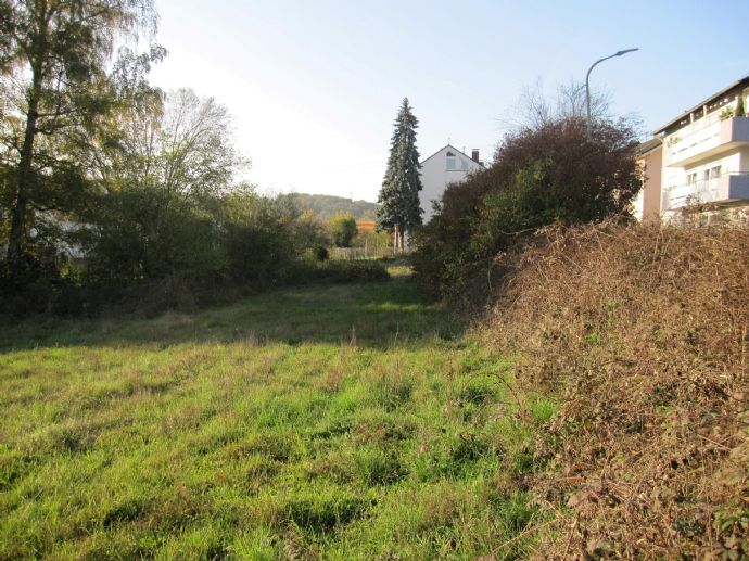 Queidersbach - Sonnig gelegenes, voll erschlossenes Baugrundstück