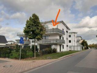 2-Zimmer-Wohnung mit Balkon und Einbauküche in Bad Kreuznach Bad Kreuznach