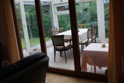 Wintergarten Wohnung 1