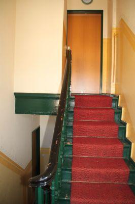 Treppenhaus WE-Zugang